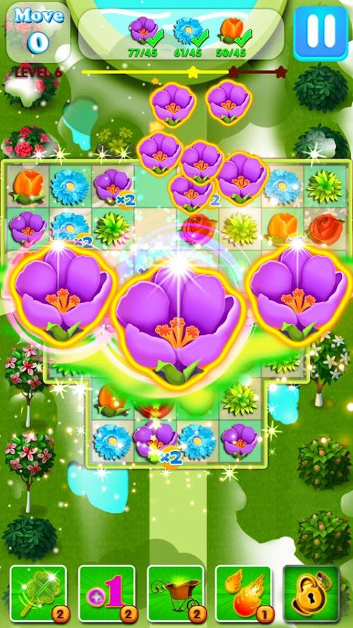 Blossom Mania- screenshot