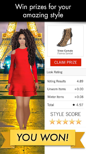Covet Fashion - Dress Up Game screenshot 5