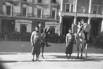 Photo: Fiestas rectorales de 1956