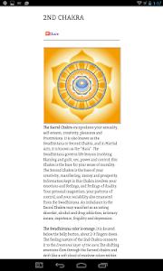 2nd Chakra Healing Meditation screenshot 3