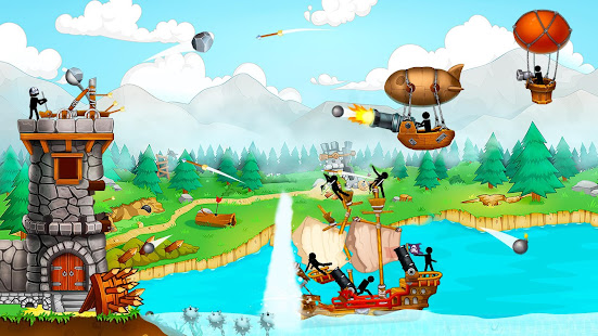 The Catapult: Clash with Pirates Mod