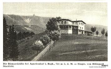 Photo: Agnetendorf, Bismarckhöhe