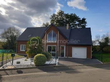 maison à La Bazouge-des-Alleux (53)