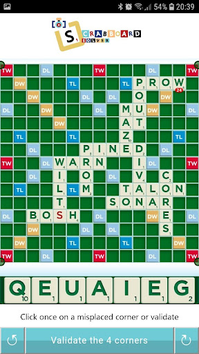 Scrabboard Solver apkslow screenshots 3