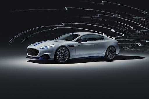 Aston Martin plugs into an electric future