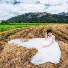 Wedding photographer Víkk Khang (VikkKhang). Photo of 27.09.2016
