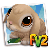 Farmville 2 cheats for baby Fawn French Lop Rabbit