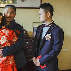 Wedding photographer Crazy Wu (CrazyWu). Photo of 28.04.2016