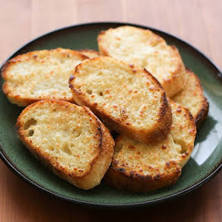Roasted Garlic Parmesan Bread.