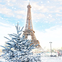 Paris Wallpaper - Eiffel Wallpaper icon