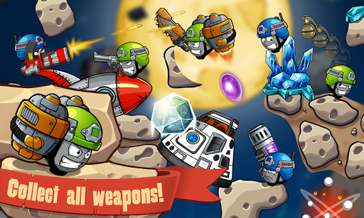 Warlings: Armageddon APK MOD – ressources Illimitées (Astuce) screenshots hack proof 2