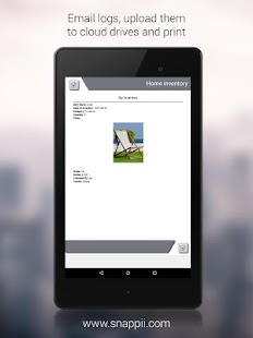 The Home Inventory App- screenshot thumbnail
