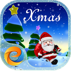 X-mas Santa eTheme Launcher