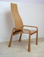 Photo: Lamination chair- John Smyth