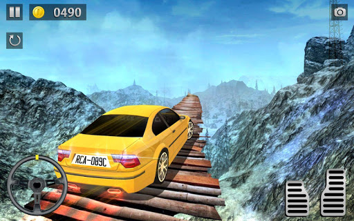 Impossible Car Stunt Driver 3D 1.0 screenshots 4