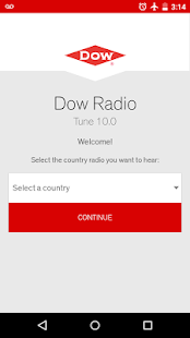 Dow Radio- screenshot thumbnail