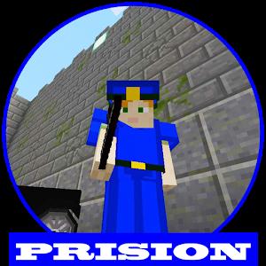 Prison crime getaway– MCPE map