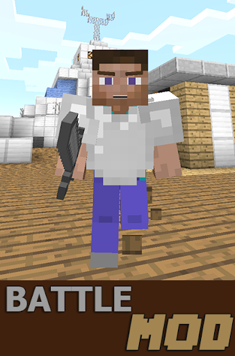 Battle MODS For MCPE