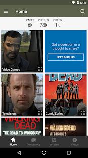 FANDOM: The Walking Dead - náhled