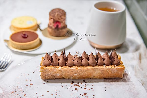 台北甜點老饕名單:畬室法式巧克力甜點創作,總令人驚艷的美味巧克力魔法/大安區美食