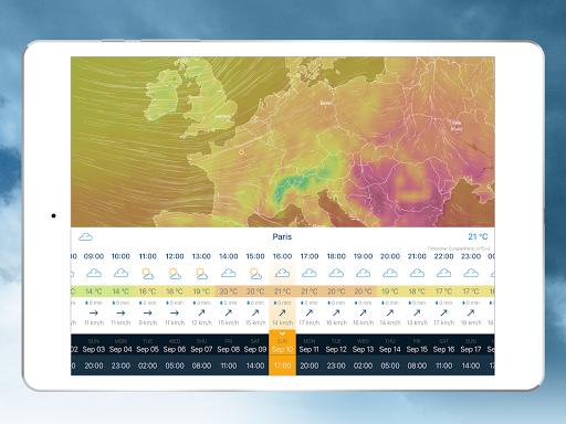 Ventusky: Weather Maps screenshot 10