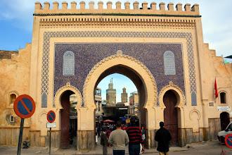 Photo: The middle age medina