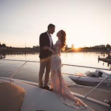 Wedding photographer Evgeniya Razzhivina (evraphoto). Photo of 08.11.2018