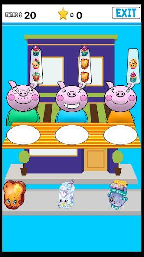 Cake Shop Pig Eat Shopkins Bar