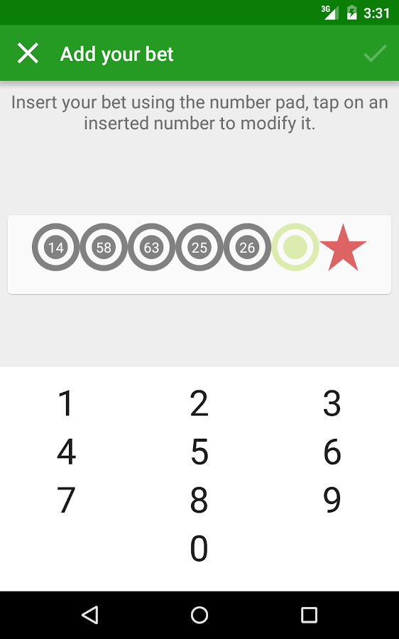 SuperEnalotto Notifier - Android Apps on Google Play