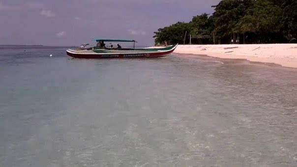 Zamboanga, Great Santa Cruz Island
