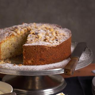 Hazelnut and Olive Oil Cake.