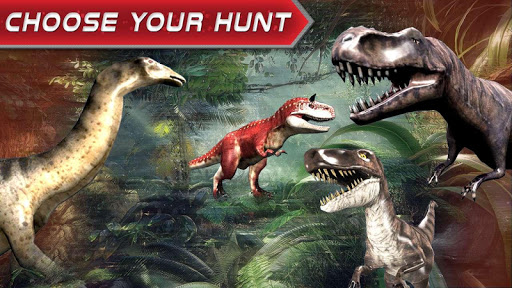 Dinosaur Hunter Strike 3D 英雄乱舞