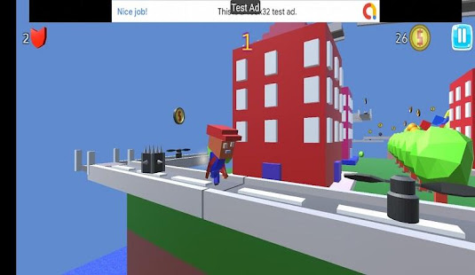Toy Run 3D 2.1 APK + Mod (Free purchase) for Android