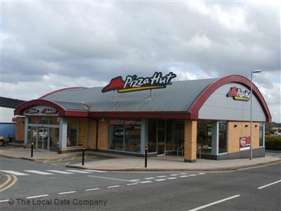 Pizza Hut On Scotia Road Restaurant Pizzeria In Burslem