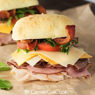 Ultimate California Club Sandwich