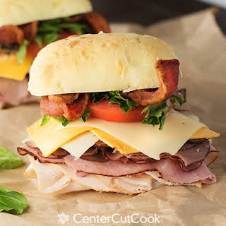 Ultimate California Club Sandwich.