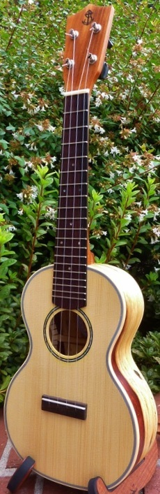 sailor brand concert custom Ukulele