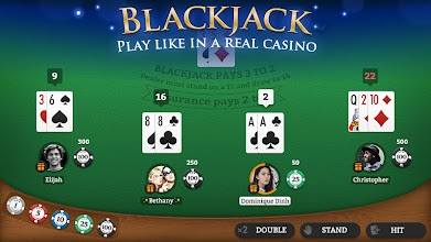 Blackjack Multiplayer screenshot thumbnail