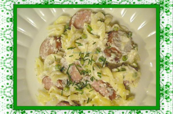 Keilbasa Pasta Casserole Recipe
