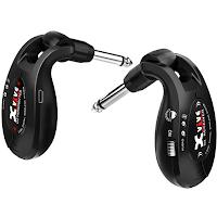 XVive U2 Wireless Guitar System Black