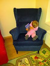 Photo: Začínáme s četbou HP ;)