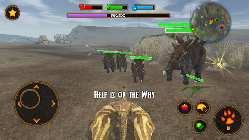 Clan of Pterodacty screenshot 8