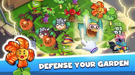Merge Plants: Zombie Defense apkmr screenshots 8