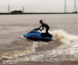 Photo: Freestyle Jet Ski display