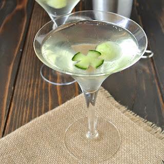 Cucumber Gin Fizz