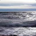 Ocean Waves Live Wallpaper HD icon