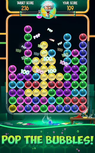 Crazy Lab - Break Bubbles 1.0.0 screenshots 2