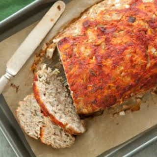 Apple, Sage and Turkey Meatloaf.