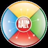 AAIM™ Ball: AA Wheel Ball & U