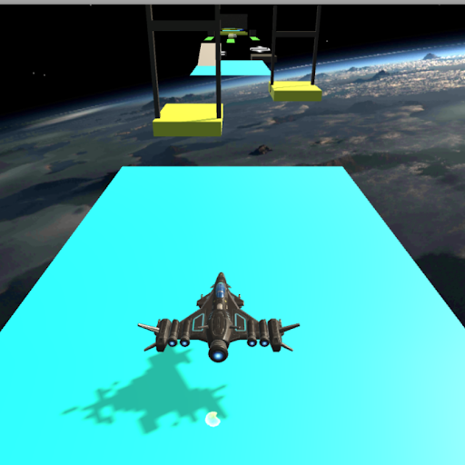 Space Drive 3D - Impossible Sky roads! (Free Game) 2.0 screenshots 7